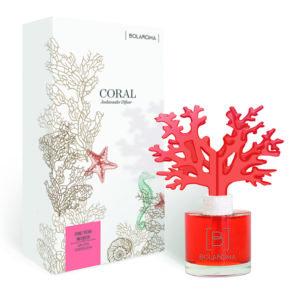Ambientador difusor coral Frutos Rojos