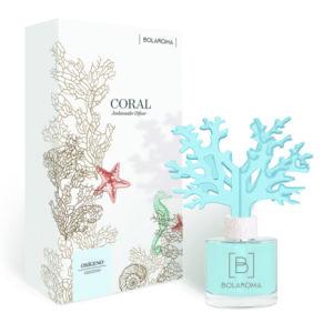 Ambientador difusor coral Oxígeno
