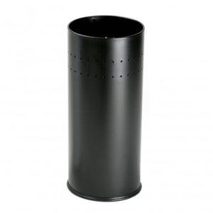 Paragüero redondo metal negro