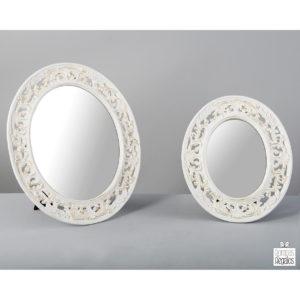 Espejo óvalo 2 tamaños