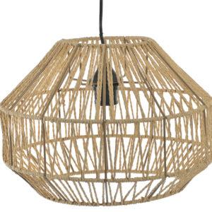 Lámpara de techo fibra