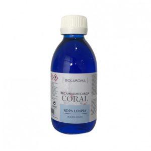 Recambio Ambientador Coral fragancia Ropa Limpia