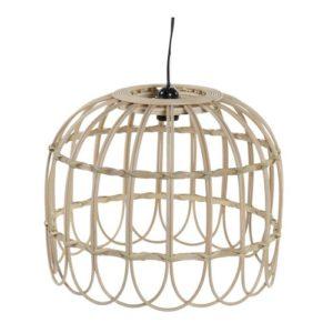 Lámpara de bambú natural 2 tamaños