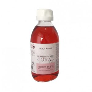 Recambio Ambientador Coral fragancia Frutos Rojos