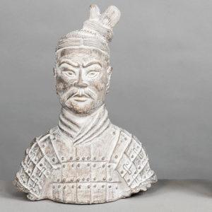 Busto Guerrero Xian