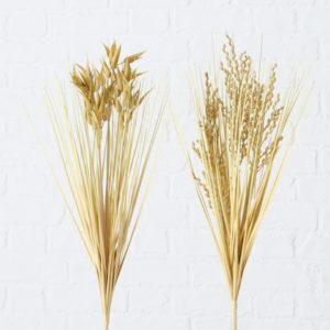 Ramas de arroz decorativas