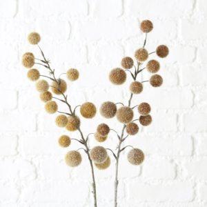 Rama decorativa de castaño artificial