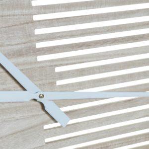 Relojes de pared líneas madera