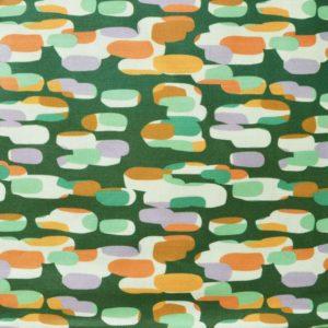 Mantel resinado antimanchas multicolor